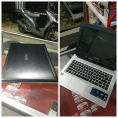 ASUS A46CB Super SLIM !!! Core i3-3217U // RAM 2GB // HDD 500GB Intel HD Graphics 4000  No Hp : 085 2222 000 27 Pin Bbm : 5b3bad1d