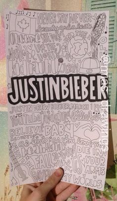 Lol it says Jerry on it..... It's a belieber thing :P