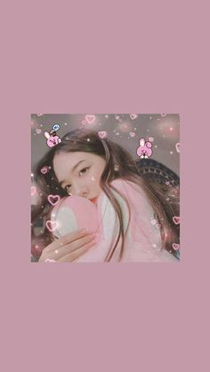 Soft Wallpaper, Kpop, Nayeon, Aesthetic Wallpapers, Cute Wallpapers, Collage, Kawaii, Bunny, Rose