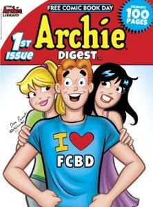 Archie Digest 1 — Good Comics for Kids Free Comic Books, Comic Book Covers, Famous Teenagers, Archie Comics Riverdale, Gold Book, Fun Comics, What To Read, Comic Art, How Are You Feeling