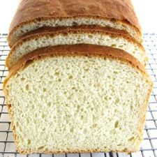 No-Knead English Muffin Toasting Bread    *From King Arthur: In recipes that use all purpose flour, you can sub white whole wheat starting with 25% of the flour and working up to 50% of the flour. Happy Baking!