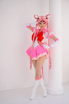 #cosplay #asian #sailormoon