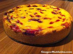 Erikli Pasta   Malzemeler:  Hamuru icin:  •125 gr margarin  •1 yumurta  •yarim su b. seker  •bir fiske tuz  •vanilya  •1 kabartma tozu  •...