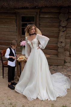 Sweet Wedding Dresses, Perfect Wedding Dress, Dream Wedding, Dream Dress, I Dress, Bridal Gowns, Wedding Gowns, Princess Wedding, Madame