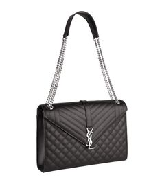 263d70706fb5 Saint Laurent Envelope Shoulder Bag