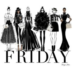 All my French Girls say... HAPPY FRIDAY Everyone! Xxx