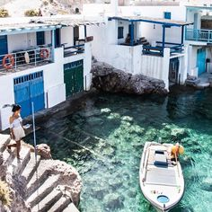 Clear waters at Firopótamos      #greece