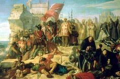 The siege of Malta (1565) resulted in the first check to Ottoman expansion since the siege of Vienna (1529). The Knights of Malta held out against the Turks until the arrival of a Spanish relief force and the lateness of the campaign season caused the Turks to withdraw.