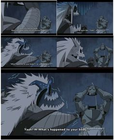 Barry and Alphonse. That scene NEVER gets old.