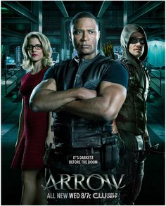 Return to the main poster page for Arrow (#21 of 21)