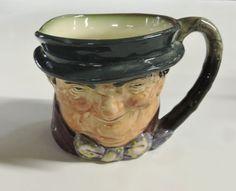 Royal-Doulton-Toby-Jug-Tony-Weller Royal Doulton, Pottery, China, Mugs, Tableware, Vintage, Ceramica, Dinnerware, Pottery Marks