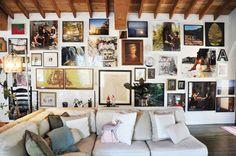 Interior Design How-to: 7 Fun Wall Decor Ideas at LuLus.com!
