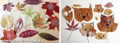 Jak krásně oživit podzimní listí