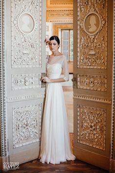 fca85a4c2012 Abiti da sposa esclusivi su misura - Couture Hayez Milano