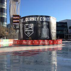 LA Kings Holiday Ice