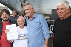 Lote Legal regulariza a situação de 510 famílias no Recanto das Emas em 2016