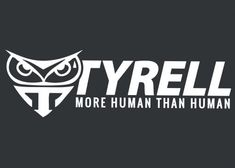 BLADE RUNNER: TYRELL CORP Mens Fit Movie T-Shirt