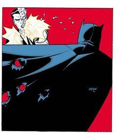 Batman .vs. Two-face!
