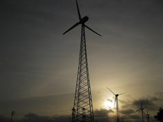 A Step Forward: Wind Turbines for India
