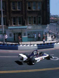 Mario Andretti | Parnelli VBJ4B | US Grand Prix West, 1976.