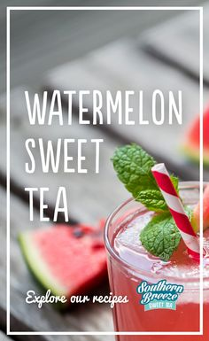 To create a relaxing summer flavor, all you need is Watermelon. Refreshing Drinks, Summer Drinks, Fun Drinks, Healthy Drinks, Healthy Snacks, Beverages, Healthy Recipes, Drink Recipes, Non Alcoholic Drinks