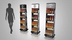 Display Cervejas Especiais on Behance