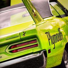 Plymouth Superbird - by Gordon Dean II