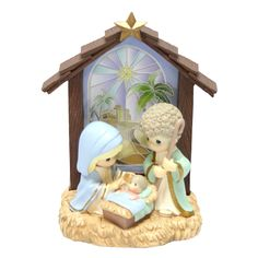 Precious Moments Figurines | Precious Moments 00846 6114001 Lighted Figurines at eLightBulbs.com
