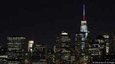 Das World Trade Center in New York