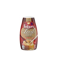Folgers Iced Café Original Latte Coffee Drink Concentrate