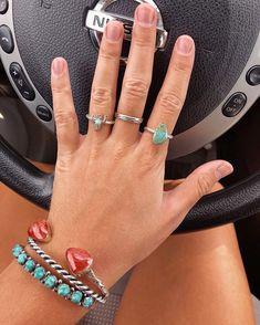 Cowgirl Jewelry, Western Jewelry, Western Turquoise Jewelry, Gypsy Cowgirl Style, Western Style, Western Wear, Jewelry Box, Jewelery, Jewelry Accessories