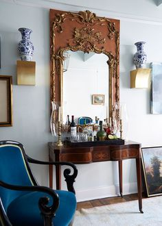 East Side Address: A power real estate broker teams up with an interiors expert to turn a classic apartment into the home of her dreams