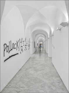 In the museum by HerbertAFranke