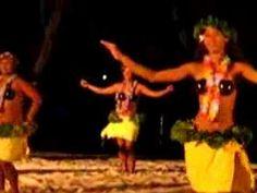 Tahitian Dancing | Polynesian Dancers in Bora Bora    #Tahitian #Polynesian #Tahiti #BoraBora #Bora #Coconut #Shell #Dance #Dancing #Performance #Club #Med