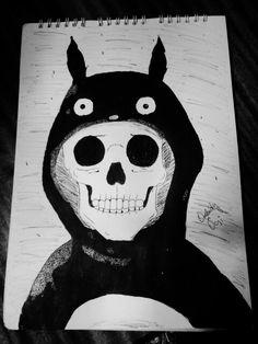 Fanny punny skull