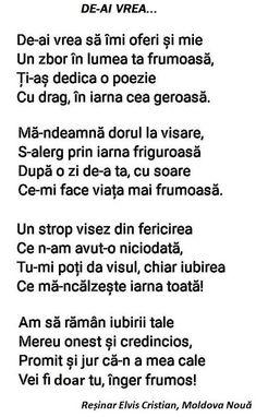 Poems, Author, 8 Martie, Romania, Type 3, Facebook, Decor, Decoration, Poetry