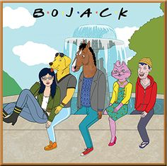 Bojack Horseman Actor Website!