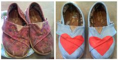 Toms Shoes before/after || StyleSmaller