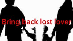 Bring my lost lover back by astrology is the service for the people who lost their love cause of some misunderstanding and wants them back in their life again.