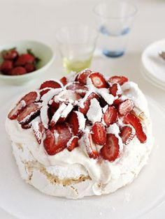 The question is: when will I inherit my mother's ability to be an expert maker of the ultimate summer dessert, pavlova? SCJ