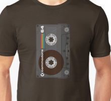 Commodore 64 Cassette T-shirt for Men or Women. Many Colors.
