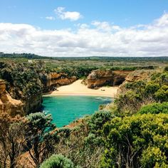 The Great Ocean Road - Loch Ard Gorge, Australia