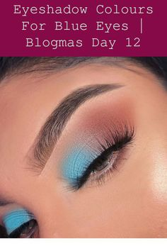 Women can grow their appearance in a big way by deciding on the make up carefully. The focus needs to be on highlighting your eye area instead the mak... Woman With Blue Eyes, Blue Eyes Pop, Green Eyes, Best Eyeshadow, Eyeshadow Brushes, Eyeshadow Looks, Blue Eye Makeup, Makeup For Brown Eyes, Tired Eyes