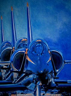 Douglas A-4F Skyhawk - Blue Angels, United States Navy (USN), United States.