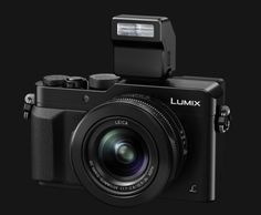 Panasonic Lumix LX7: First Look!