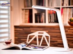 The Contempo LED Desk Lamp: The Perfect Workspace Light for Creative Types