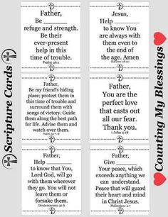 Scripture verses to pray when you or someone you know is afraid. Blue Bible, Praying For Someone, Psalm 46, Proverbs 31, Spiritual Prayers, Church Signs, Verses For Cards, Sisters In Christ, Christian Inspiration