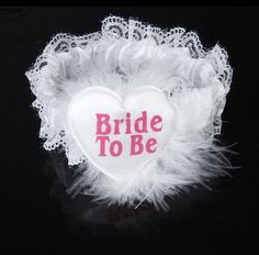 [Visit to Buy] 1pcs 3style Bride To Be Garter Hen Night Party Bachelorette Bridal Shower wedding party favor Bachelorette supplies #Advertisement