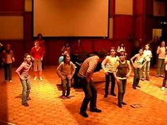 percussions corporelles enfants