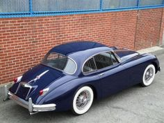 1958 Jaguar XK 150 Fixed Head Coupe